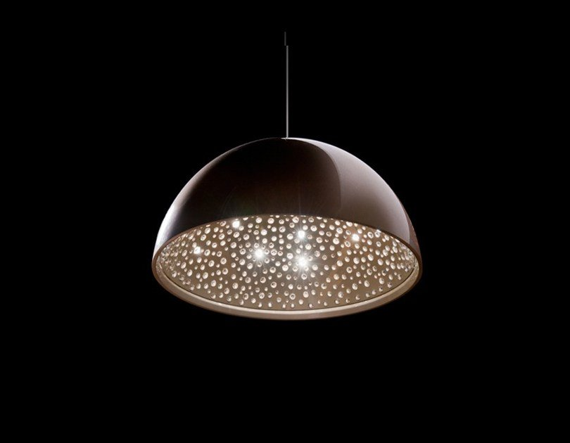 Halogen crystal pendant lamp CIEL   Crystal pendant lamp by Manooi
