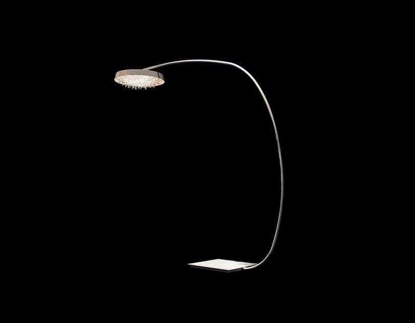 Halogen arc lamp CIELO F | Floor lamp by Manooi