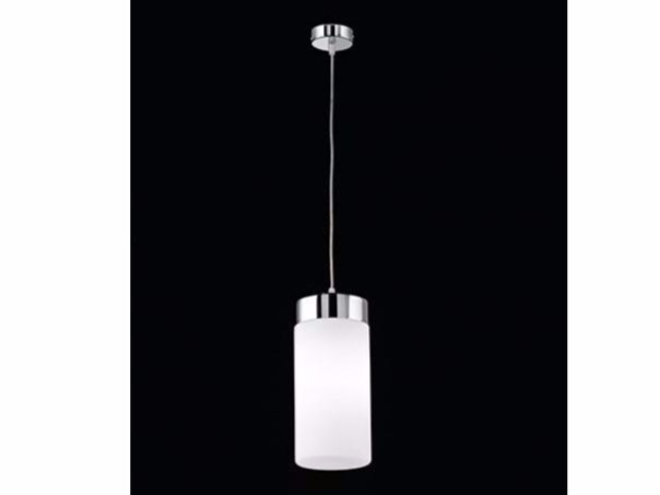 Glass pendant lamp CILINDRO | Pendant lamp by Ailati Lights