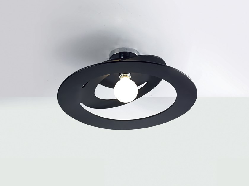 Glass ceiling lamp CINDERELLA   Ceiling lamp by Cattaneo