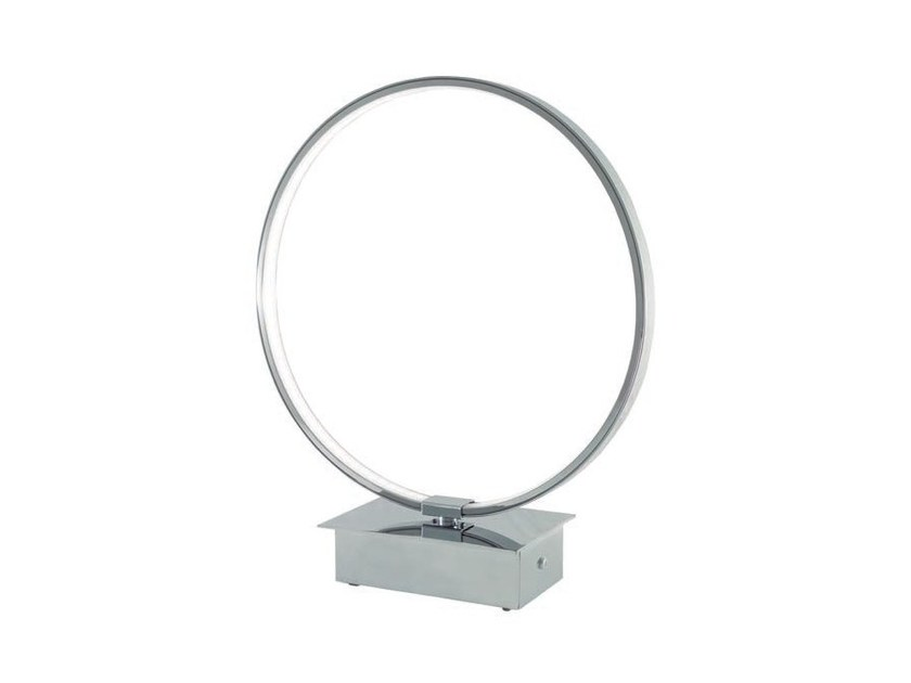 LED metal table lamp CIRC | LED table lamp by Aromas del Campo