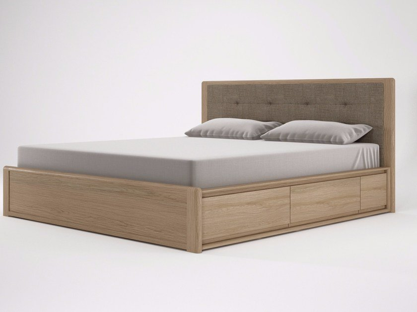 Letto King Size.Circa17 King Size Bed By Karpenter Design Hugues Revuelta