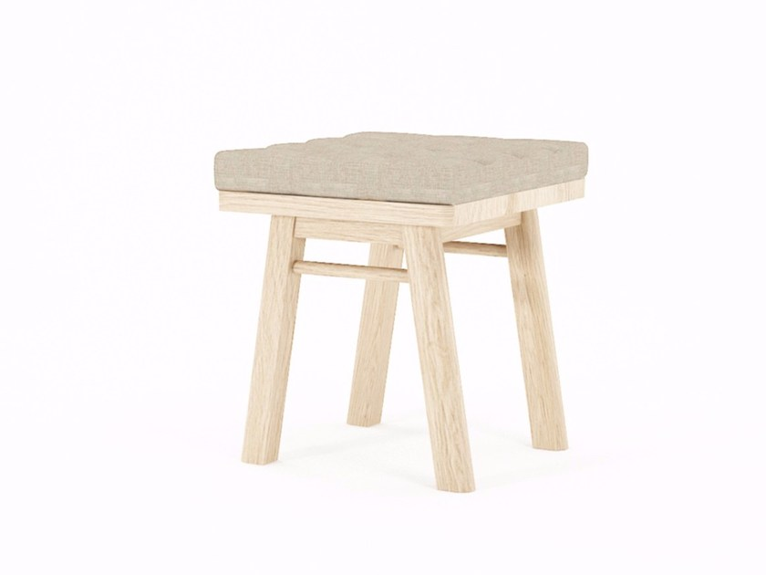 Low stool CIRCA17 | Stool by KARPENTER