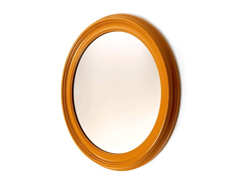 Round wall-mounted mirror CIRCLE - 750701   Mirror by Grilli