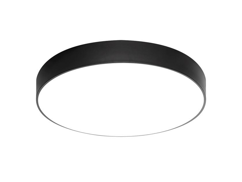 LED direct light aluminium ceiling light CIRCLE 9750 by Metalmek