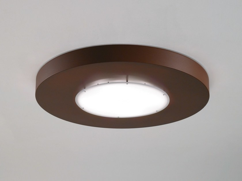 Methacrylate ceiling light CIRCLE | Ceiling light by NOIDESIGN