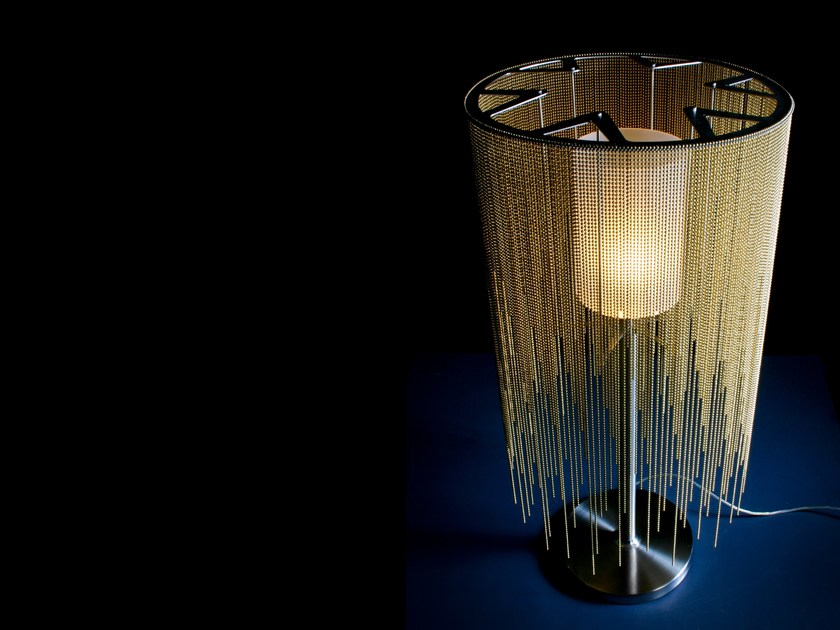 Table lamp CIRCULAR WILLOW | Table lamp by Willowlamp