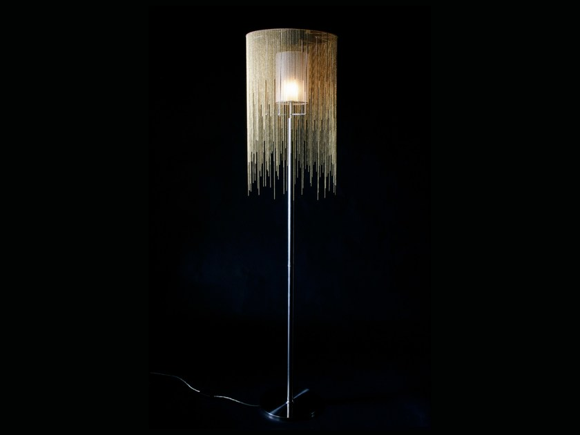 Floor lamp CIRCULAR WILLOW | Floor lamp by Willowlamp