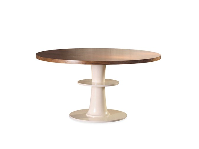 Round wooden table CIRCULE by Mambo Unlimited Ideas
