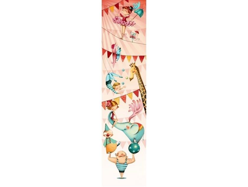 Adhesive JET TEX kids wallpaper CIRCUS by ACTE-DECO