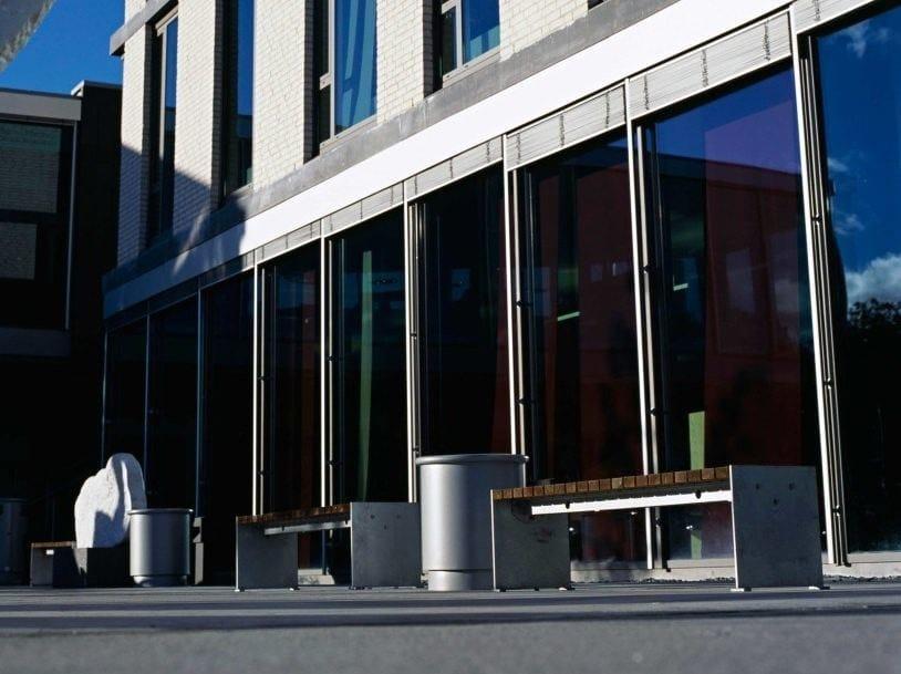CITY | Posacenere per spazi pubblici