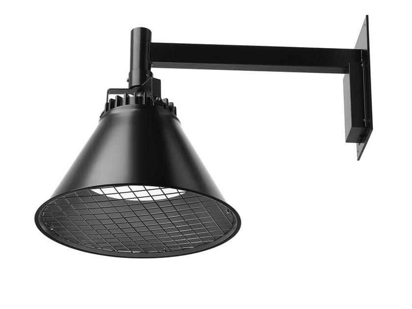 LED metal wall lamp CITY | Wall lamp by ZERO