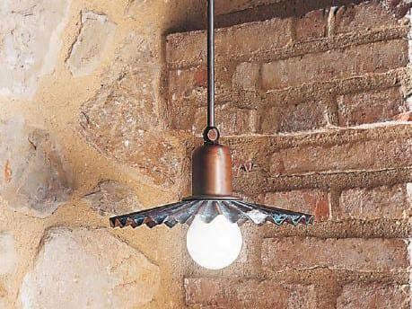 Brass pendant lamp CIVETTA | Pendant lamp by Aldo Bernardi