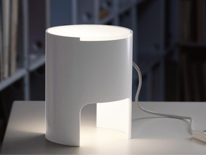 LED aluminium table lamp CIVETTA by Martinelli Luce