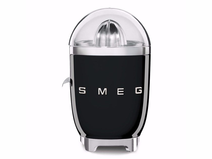 Stainless steel electric squeezer CJF01PBEU by Smeg