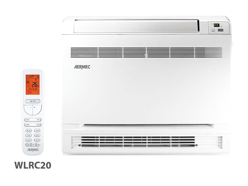 Wall mounted mono-split air conditioning unit CKG | Mono-split air conditioning unit by AERMEC