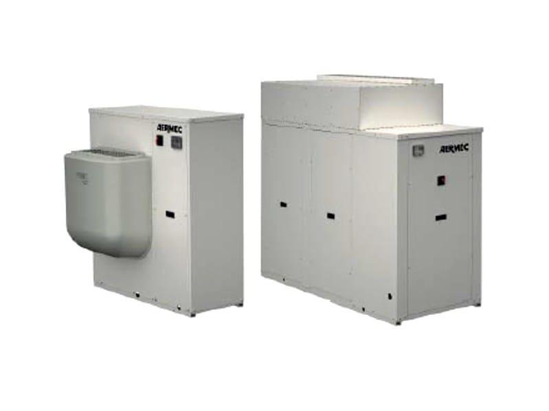 Water refrigeration unit / AIr refrigeration unit CL 025/200 by AERMEC