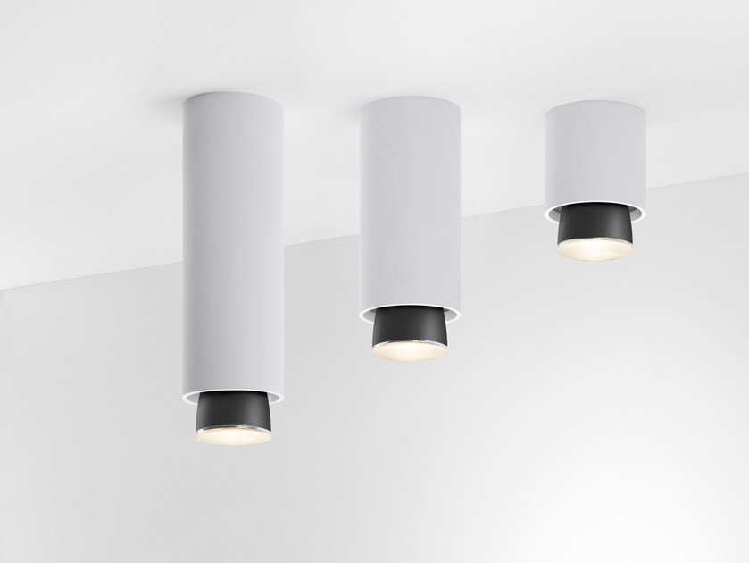 LED ceiling lamp CLAQUE F43 | Ceiling lamp by Fabbian