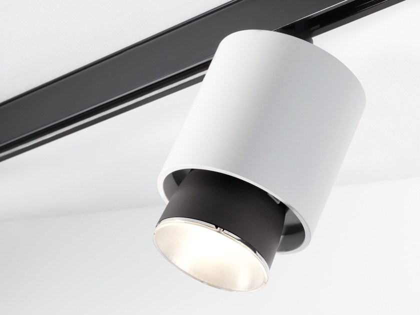 LED Track-Light CLAQUE F43 | Track-Light by Fabbian
