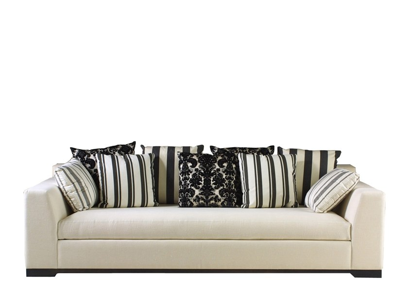 Fabric sofa CLARENCE by Laval