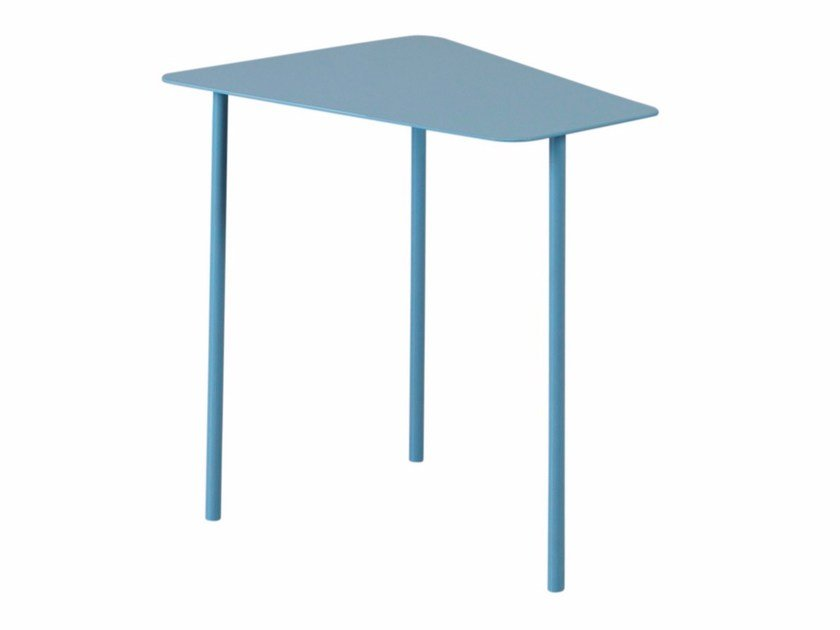 Steel coffee table CLARISSE by AZEA