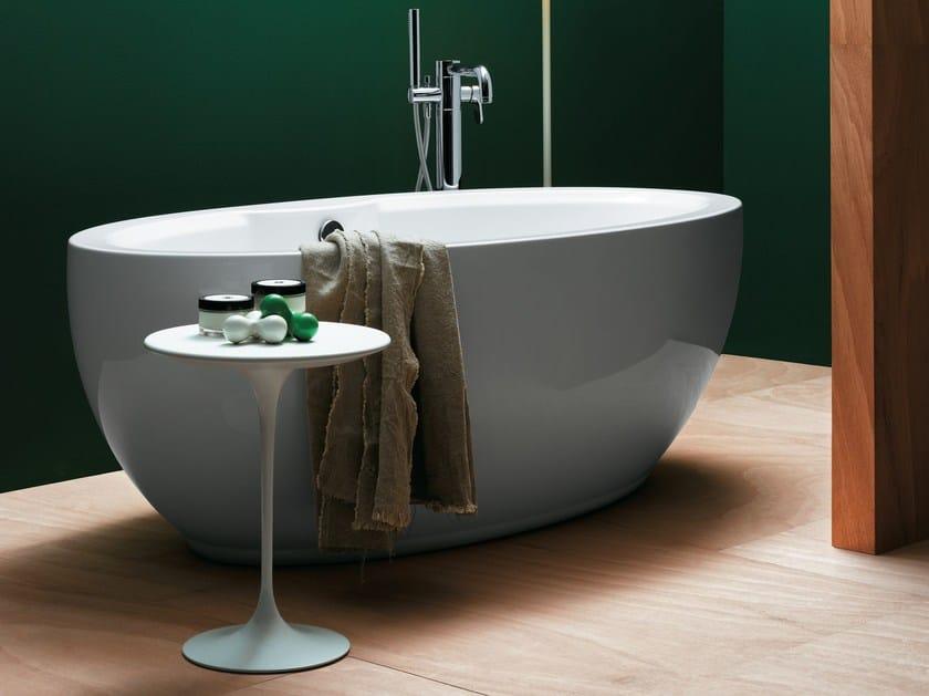 Ceramic bathtub CLAS+ | Bathtub by AZZURRA sanitari