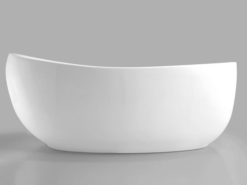 Prezzi Vasca Da Bagno In Ceramica : Clas vasca da bagno collezione clas by azzurra sanitari design