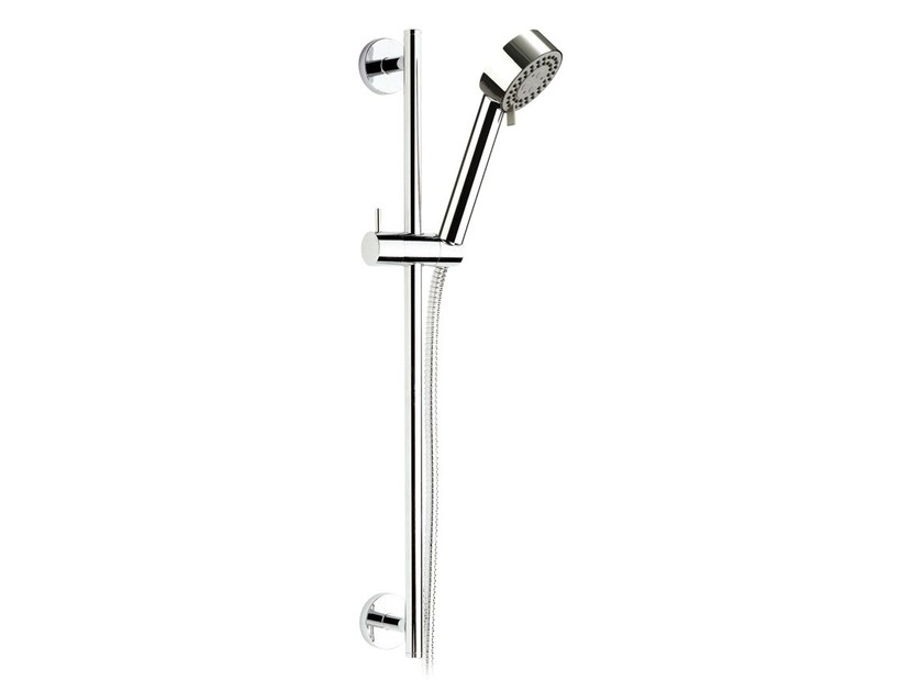 Shower wallbar with hand shower CLASS LINE | Shower wallbar with hand shower by Remer Rubinetterie