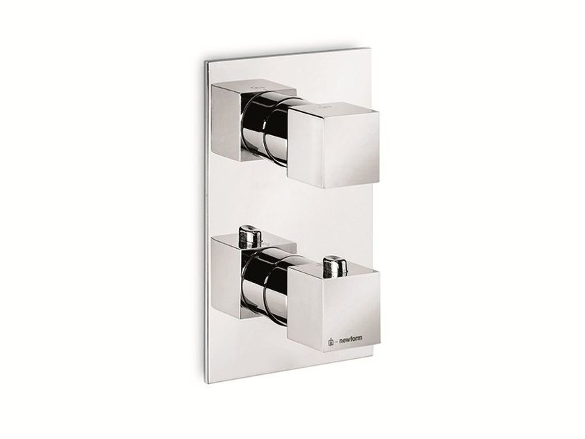 Thermostatic thermostatic shower mixer CLASS-X | Thermostatic shower mixer by newform