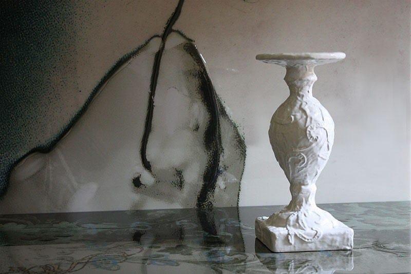 Ceramic stand CLASS XL by N.O.W. Edizioni