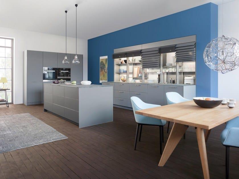 Classic küchen  Kitchen with island CLASSIC-FS | IOS-M By LEICHT