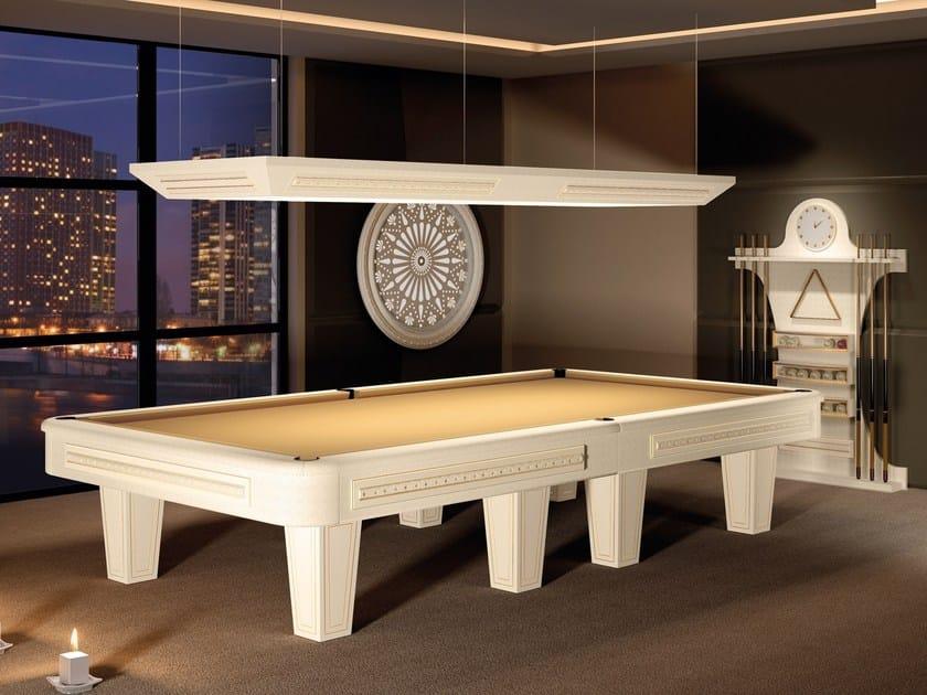 CLASSIC Pool Table By Vismara Design - Classic billiard table