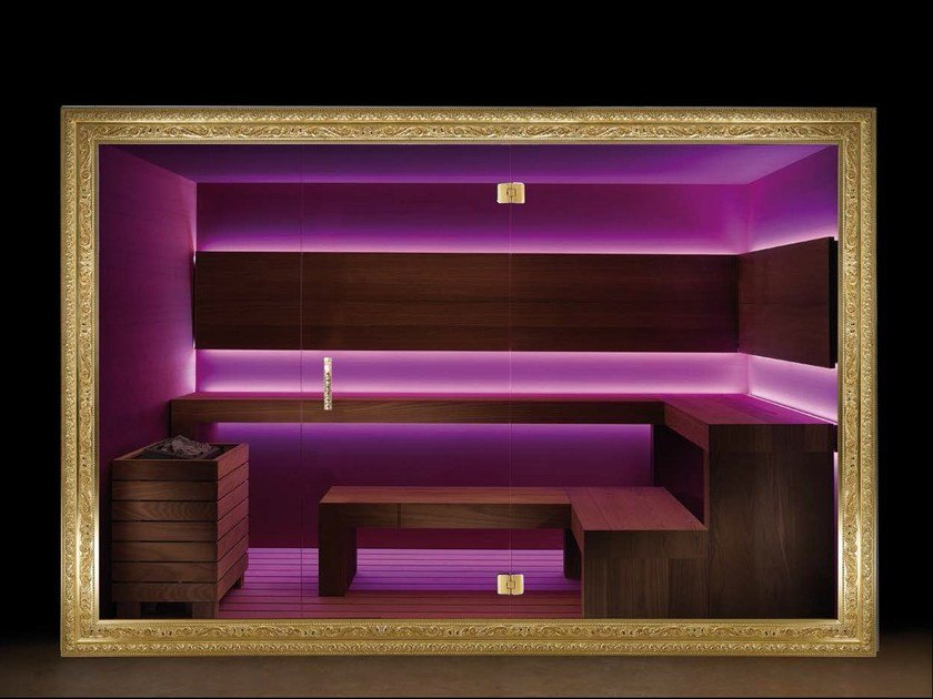 Prefab sauna CLASSIC | Sauna by CARMENTA