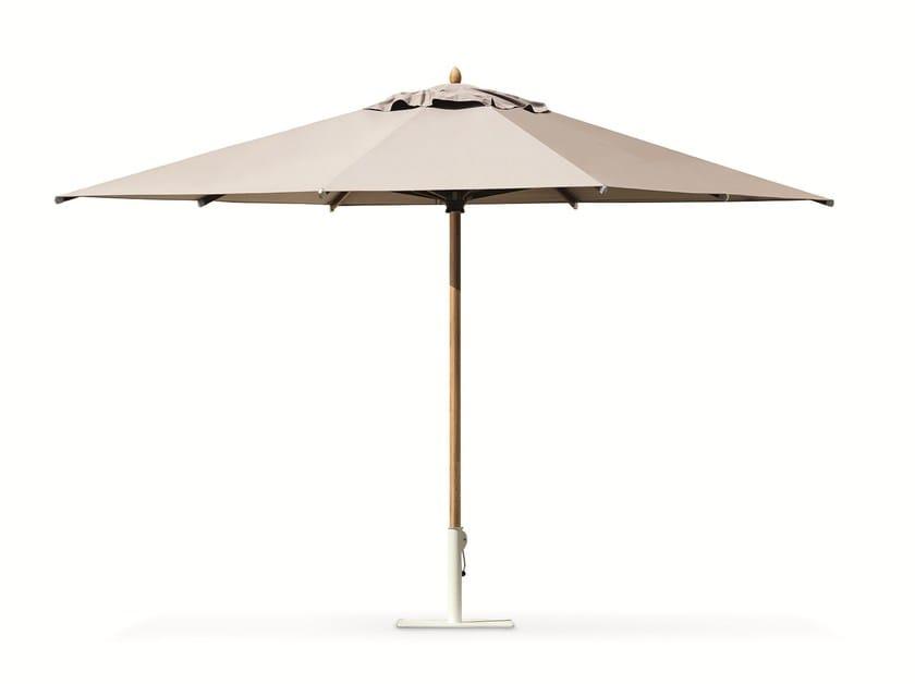 Square acrylic Garden umbrella CLASSIC | Square Garden umbrella by Ethimo