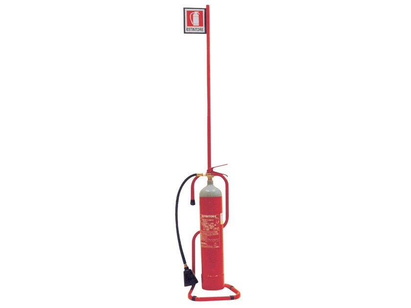 Fire extinguisher CLASSIC Stand by R.M. MANFREDI
