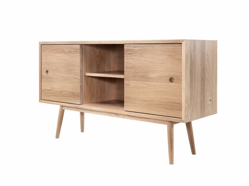 Solid wood sideboard CLASSIC by Wewood