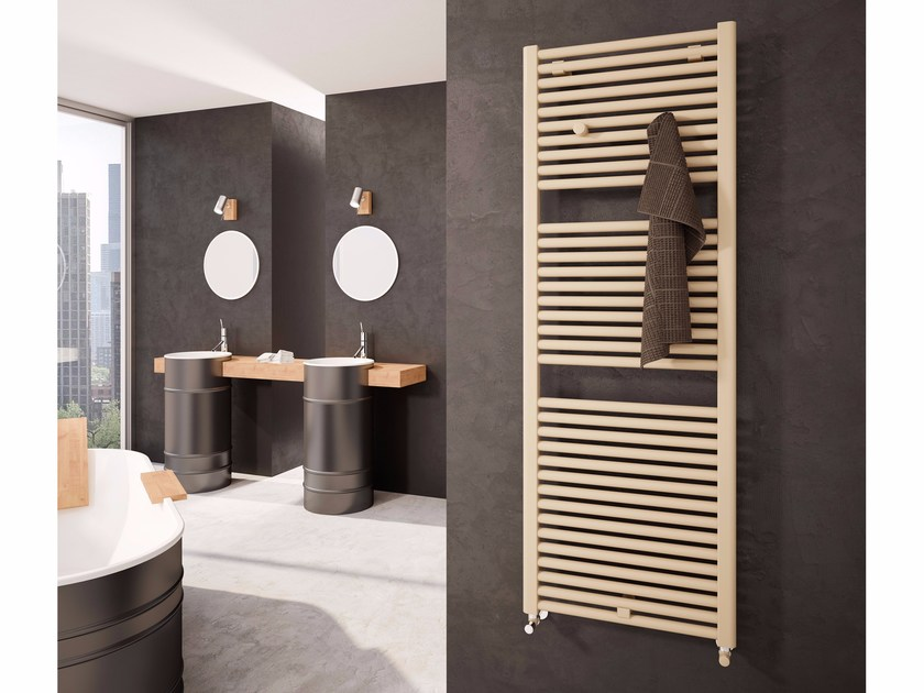 Wall-mounted towel warmer CLAUDIA® by CORDIVARI