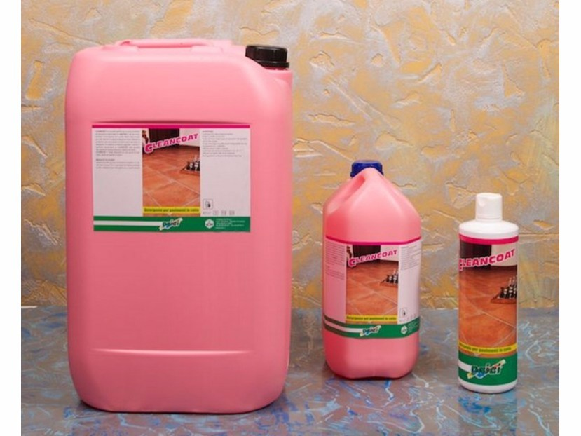 Surface cleaning product CLEANCOAT by NAICI ITALIA