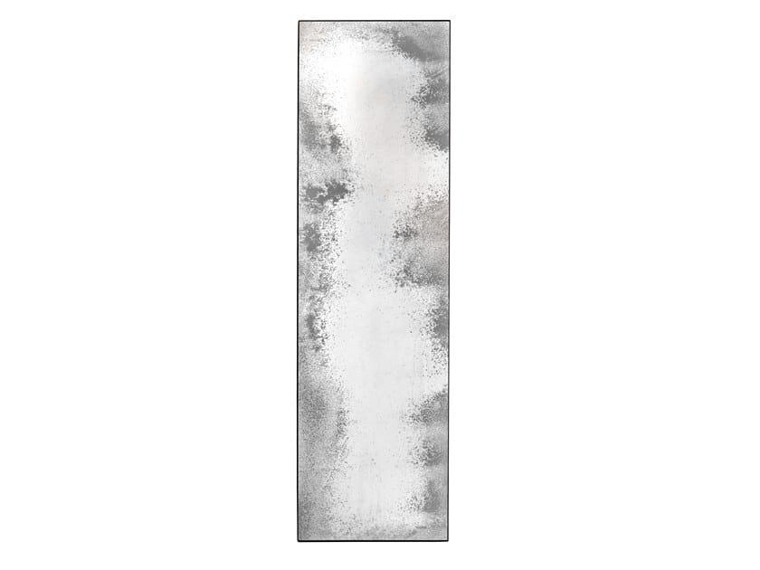 Freestanding rectangular mirror CLEAR FLOOR MIRROR by Notre Monde