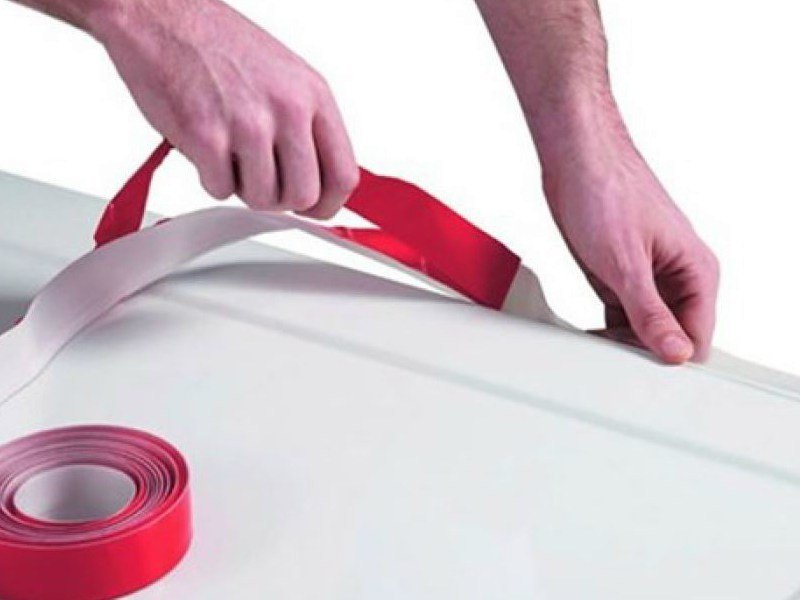Fixing tape and adhesive CLEARGREEN - Z1208 by Polo