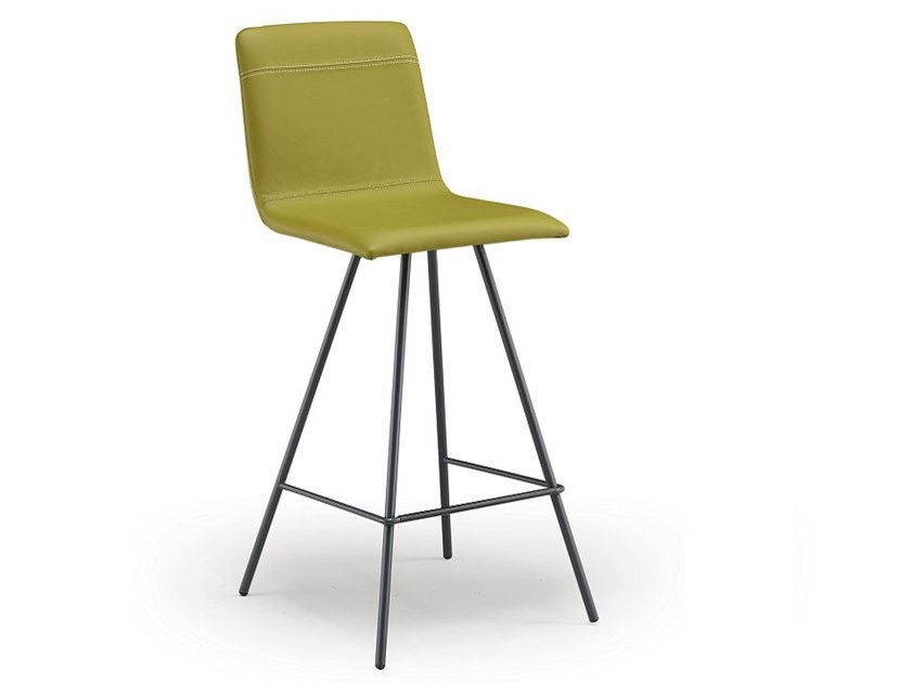 Upholstered stool CLEO | Stool by Natisa