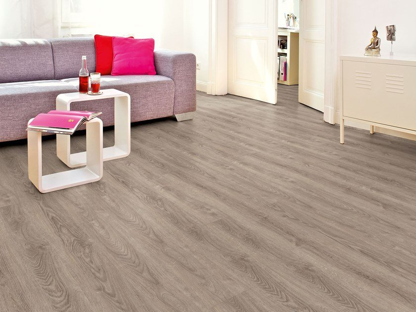 PVC flooring with wood effect PW 4010 by PROJECT FLOORS