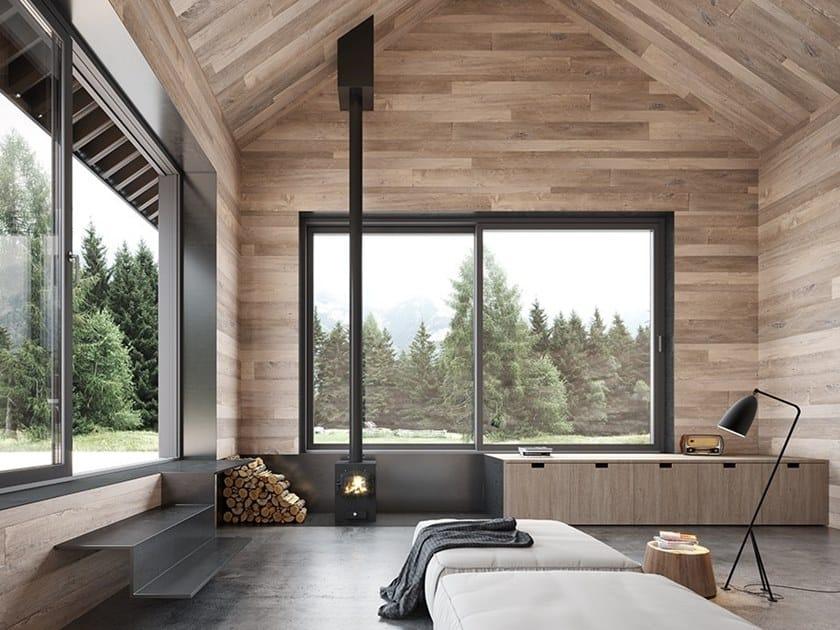Wooden patio door CLIMA PLUS | Patio door by BG legno