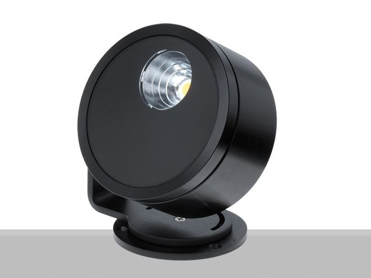 Proiettore per esterno a LED orientabile CLIO 10 by Flexalighting