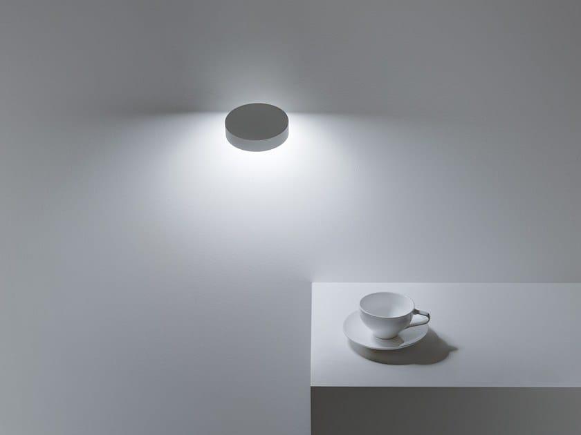 LED wall lamp CLIP by DAVIDE GROPPI