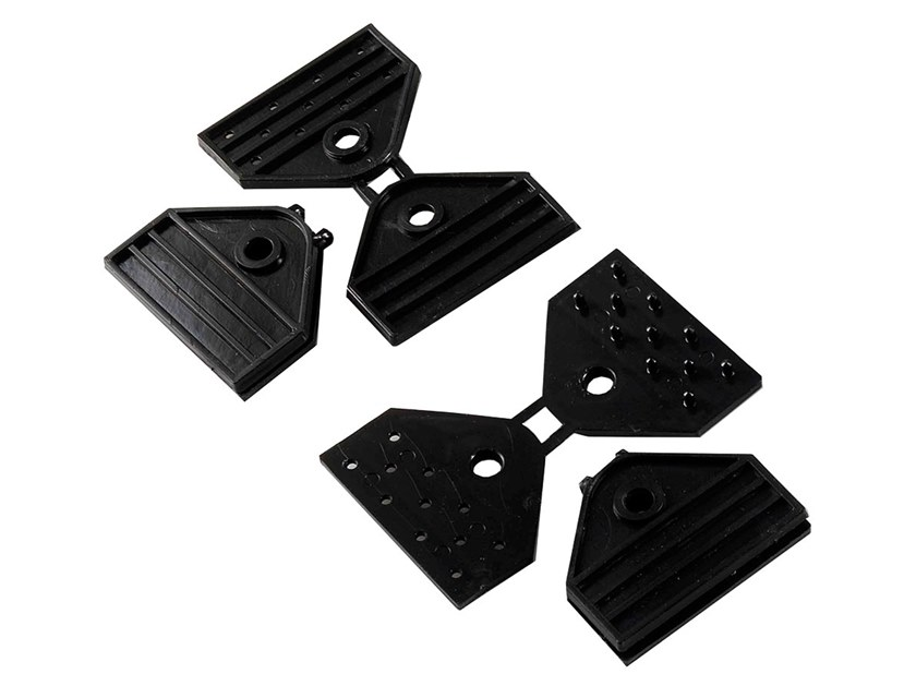 Clips for fixing woven net CLIPS 100 by TENAX