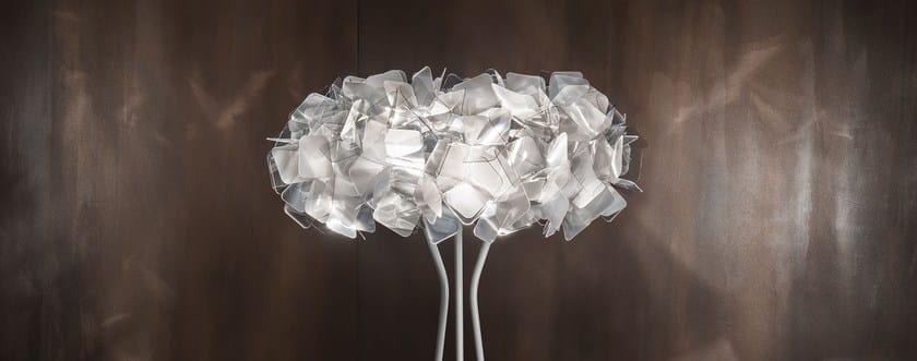 Slamp Led Lampada Da Floor Terra FumÈ Clizia A 76vYbmgyIf