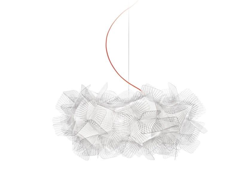 LED Cristalflex® pendant lamp CLIZIA PIXEL | Pendant lamp by Slamp
