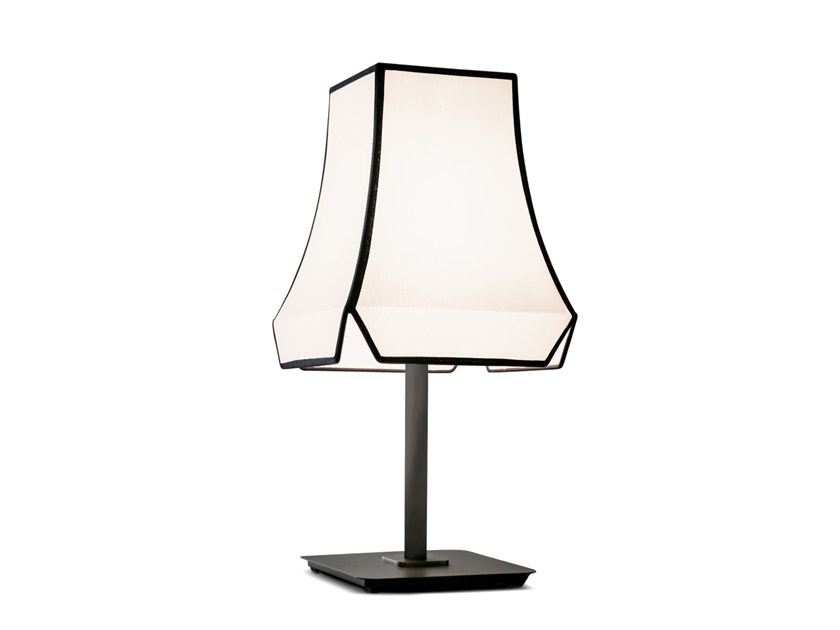 Metal table lamp CLOCHE TA | Table lamp by Contardi