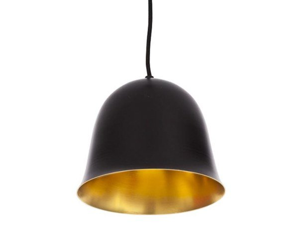 Direct light aluminium pendant lamp CLOCHE ONE by NORR11